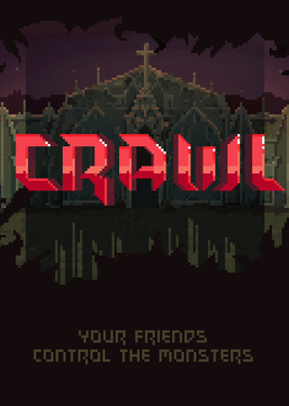 Crawl постер (cover)