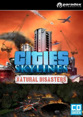 Cities: Skylines - Natural Disasters постер (cover)