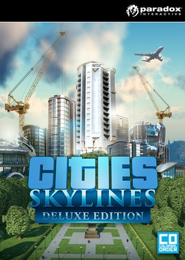 Cities: Skylines - Deluxe Edition постер (cover)