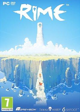 RiME постер (cover)