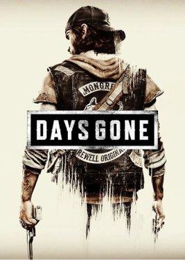 Days Gone постер (cover)