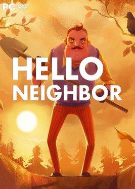 Hello Neighbor постер (cover)