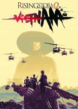 Rising Storm 2: Vietnam постер (cover)