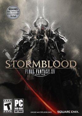 Final Fantasy XIV: Stormblood постер (cover)