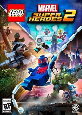 LEGO: Marvel Super Heroes 2 постер (cover)