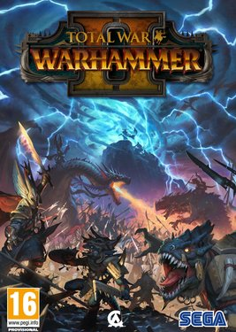 Total War: Warhammer II постер (cover)