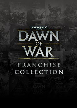 Warhammer 40,000: Dawn of War I & II Franchise Collection постер (cover)