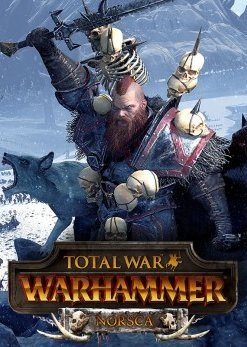 Total War: Warhammer - Norsca постер (cover)