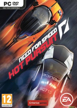 Need For Speed: Hot Pursuit постер (cover)