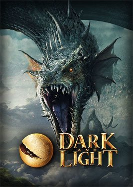 Dark and Light постер (cover)