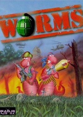 Worms постер (cover)