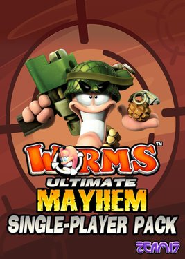Worms Ultimate Mayhem – Single Player Pack