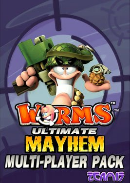 Worms Ultimate Mayhem – Multiplayer Pack постер (cover)
