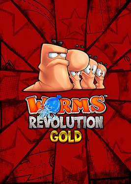Worms Revolution – Gold Edition постер (cover)