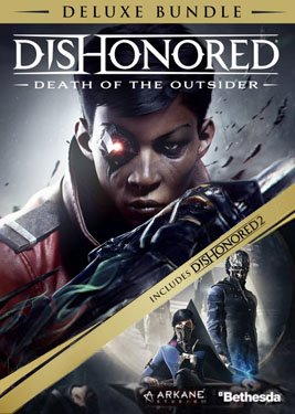 Dishonored: Death of the Outsider - Deluxe Bundle постер (cover)