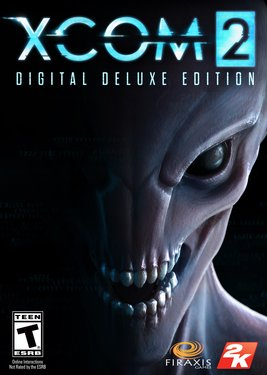 XCOM 2 – Digital Deluxe Edition постер (cover)