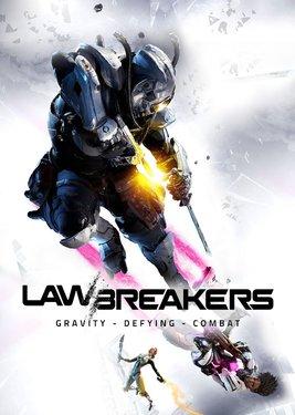 LawBreakers постер (cover)
