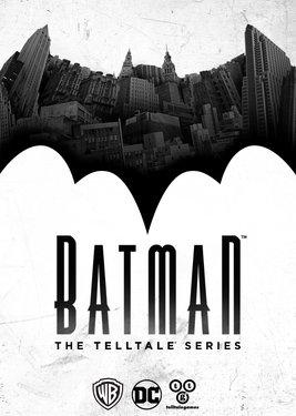 Batman – The Telltale Series постер (cover)