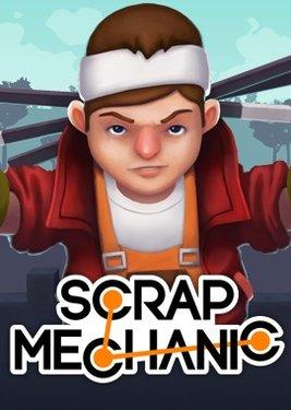 Scrap Mechanic постер (cover)