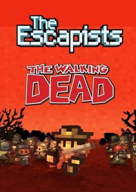 The Escapists: The Walking Dead постер (cover)