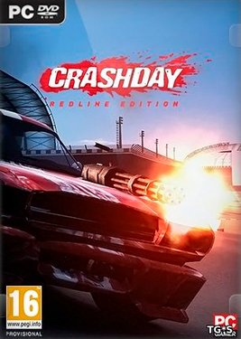 Crashday Redline Edition постер (cover)