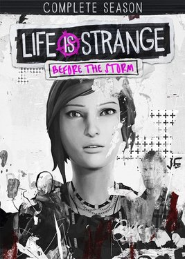 Life is Strange: Before The Storm постер (cover)