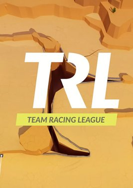Team Racing League постер (cover)
