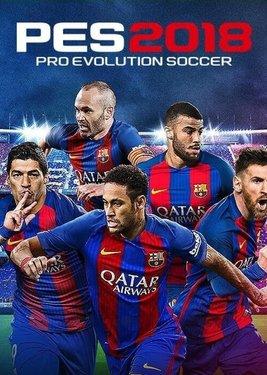 Pro Evolution Soccer 2018 постер (cover)