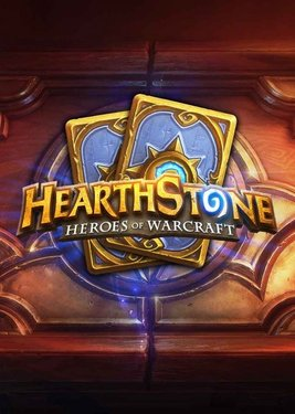 Hearthstone: Heroes of Warcraft — Booster pack постер (cover)