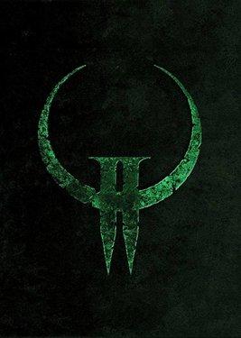 QUAKE II постер (cover)