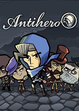 Antihero постер (cover)
