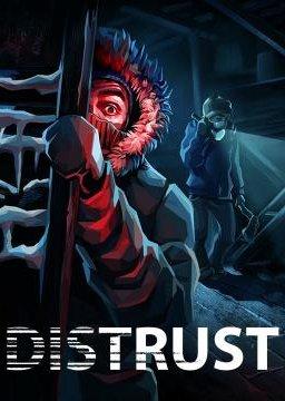 Distrust постер (cover)