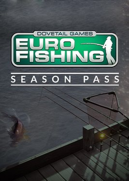Euro Fishing: Season Pass постер (cover)