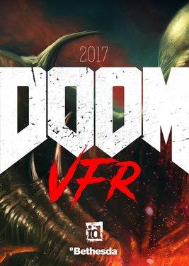 DOOM: VFR постер (cover)