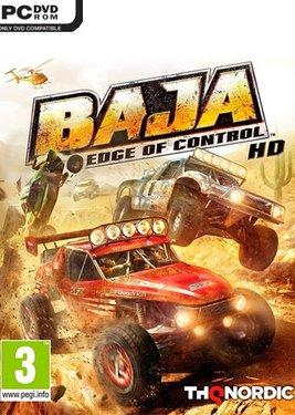 BAJA: Edge of Control HD постер (cover)