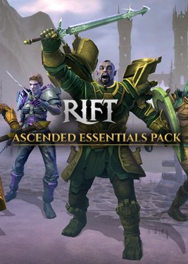 RIFT - Ascended Essentials Pack постер (cover)