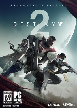 Destiny 2 - Collector's Edition постер (cover)