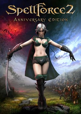 SpellForce 2 - Anniversary Edition постер (cover)