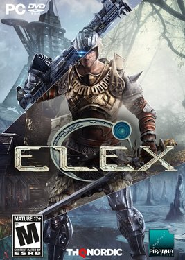 ELEX постер (cover)
