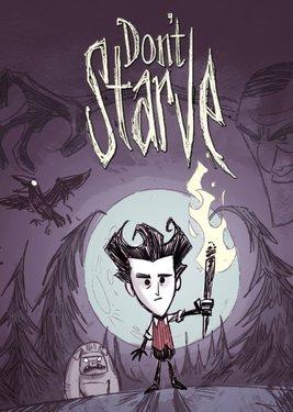 Don't Starve постер (cover)