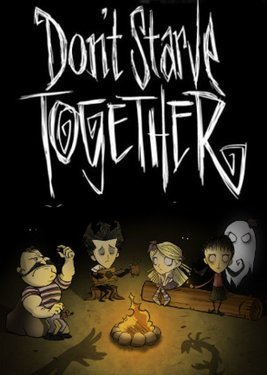 Don't Starve Together постер (cover)