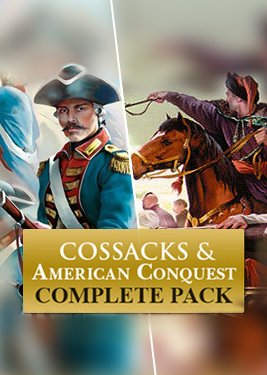 Cossacks and American Conquest Pack постер (cover)