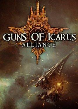 Guns of Icarus Alliance постер (cover)