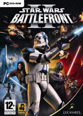 Star Wars: Battlefront II (Classic) постер (cover)