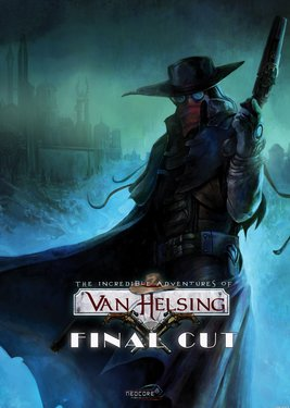 The Incredible Adventures of Van Helsing: Final Cut постер (cover)