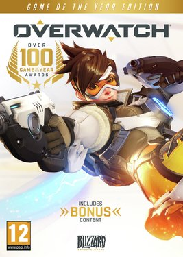 Overwatch: Game of the Year Edition постер (cover)
