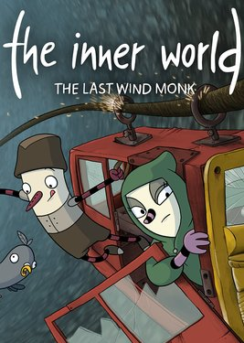 The Inner World: The Last Wind Monk постер (cover)