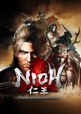 Nioh: Complete Edition постер (cover)