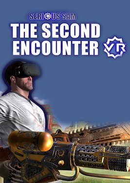 Serious Sam VR: The Second Encounter постер (cover)