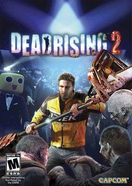 Dead Rising 2 постер (cover)